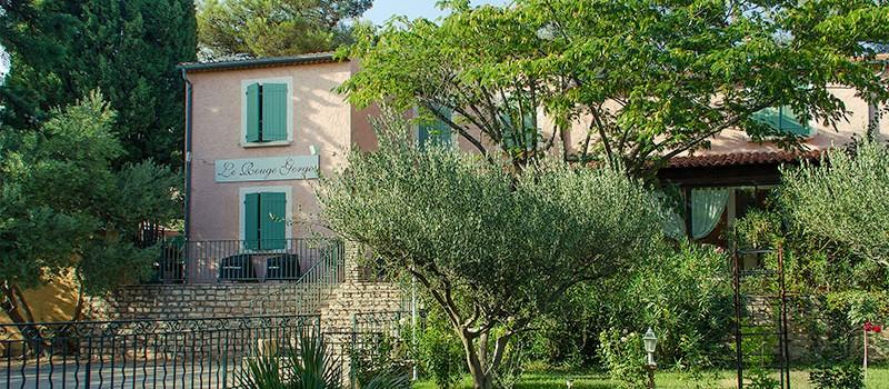 Chambre d'hôtes Provence Verte